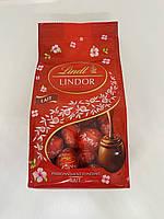 Пасхальные конфеты Lindt Lindor молочный шоколад 180 г