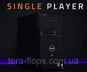 Игровой ПК Dell Vostro Single player (GTX 760 - R9 270 / Intel i3 / DDR3 8GB) / Гарантия / TeraFlops