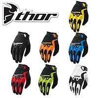 Велоперчатки, мотоперчатки Thor Void Plus, фото 1
