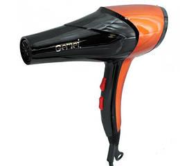 Професійний фен для сушіння волосся Gemei GM-1766 Чорний (300613)