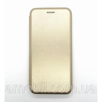 Чехол-книжка G-Case Samsung Galaxy J8 2018 (J810) Gold orig