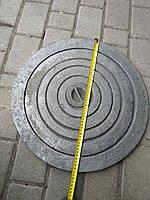 Чугунные кольца круглые 500 мм для печи под казан
