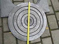 Чугунные кольца круглые 400 мм для печи под казан