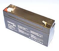 Аккумулятор гелевый Vipow  6V  3.3Ah  BAT0205