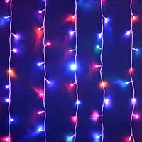 Гирлянда светодиодная штора (LED) 3х0,55 м.