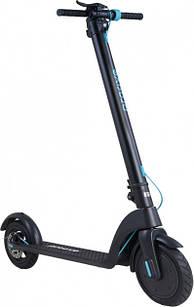 Электросамокат городской для детей и взрослых Proove Model X-City Black/Blue (ncs_28084bb)