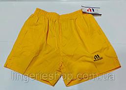 Шорти Спорт чоловічі MEHLER HAKU колір жовтий