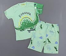 {есть:1 год 80 СМ} Пижама для мальчиков Setty Koop, Артикул: PJM109-мята [1 год 80 СМ]