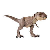 Фігурка динозавра Jurassic world Небезпечний Ті-рекс GLC12
