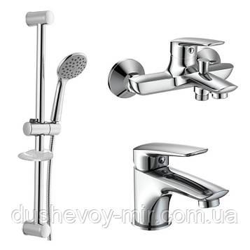 IMPRESE PRAHA new набор для ванны (05030 new + 10030 new + штанга R670SD)