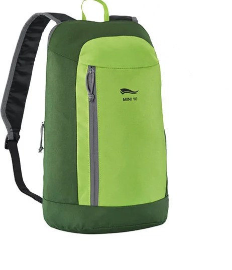 Рюкзак Crivit mini 10 зелений