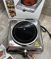 Електрична плита склокераміка LEXICAL LHP-2703 / 1500 Вт, фото 1