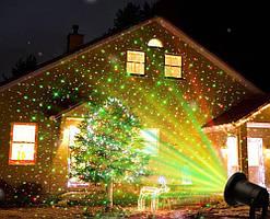 Уличная лазерная подсветка RD-7186 (точка)