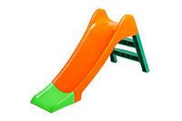 Детская горка с лестницей