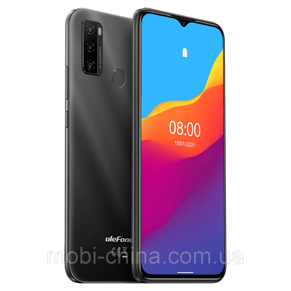 UleFone Note 10 black