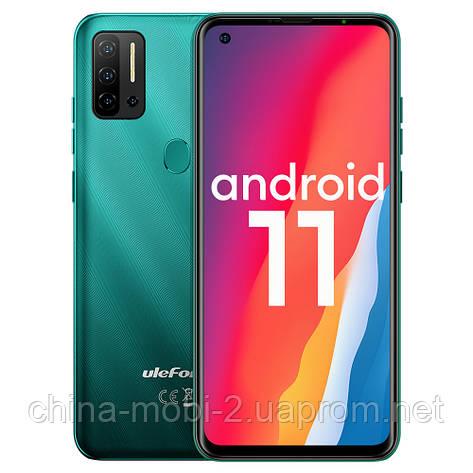 UleFone Note 11P green, фото 2