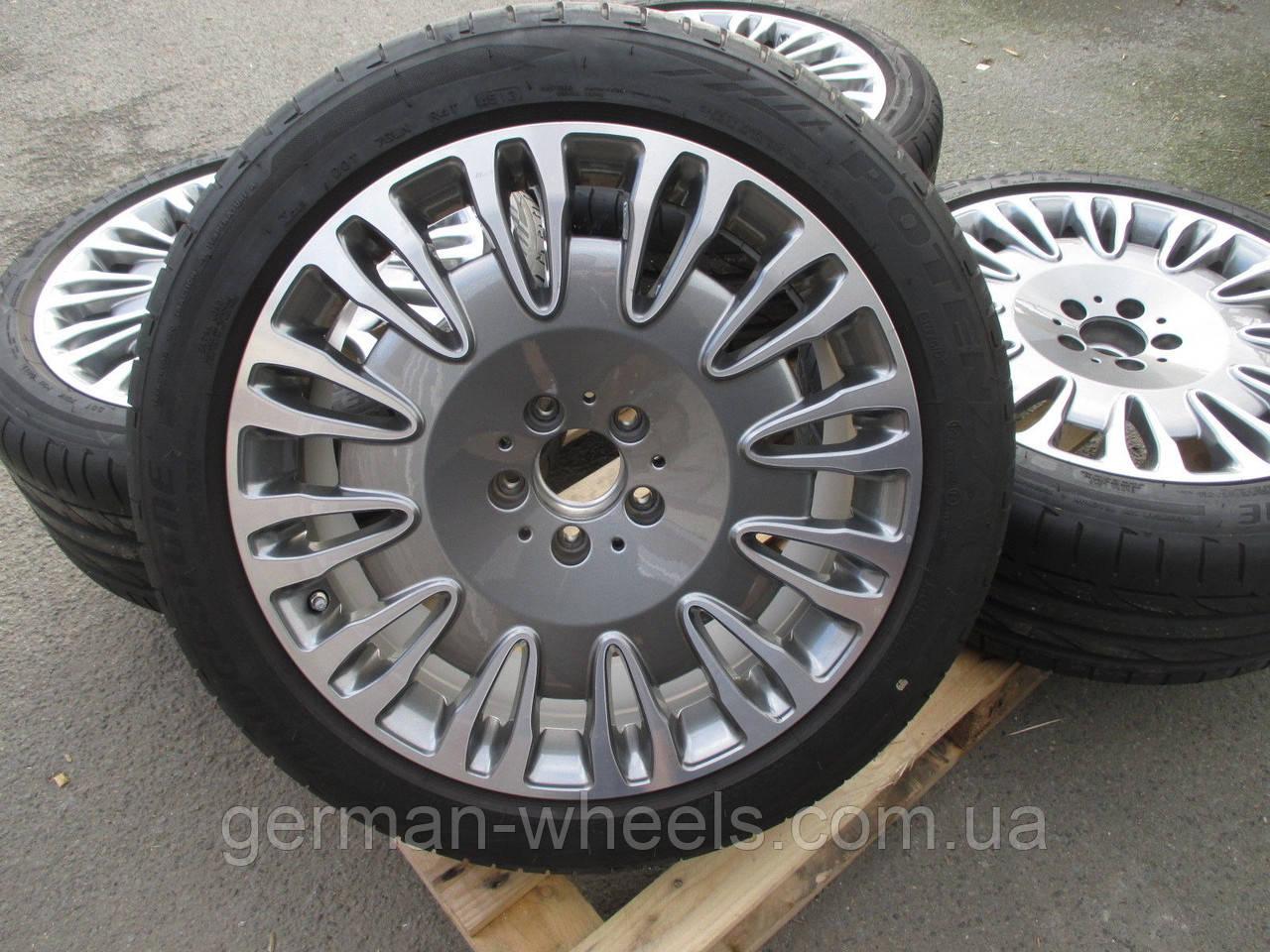 "Акция! Колеса 19"" Mercedes Benz S-class W222 S600 Maybach"