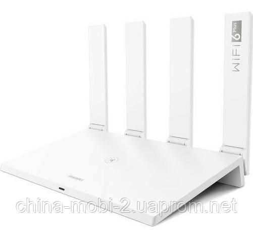 Роутер Huawei AX3 white, фото 2