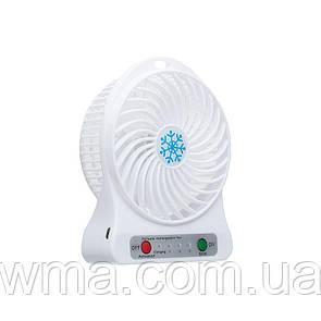 Вентилятор FY029 Цвет Белый