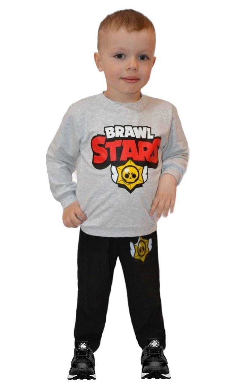 Дитячий спортивний костюм для хлопчика Brawl staes тринитка