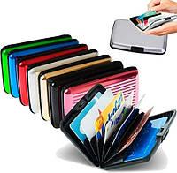 Кошелек большой Aluma Wallet Large XL | Визитница для карточек | Кредитница