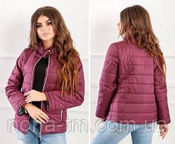 Женская демисезонная курточка в 6 расцветках