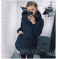 Жіноча тепла куртка синтепон 300 мод.505