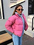 Куртка женская демисезонная в расцветках (Норма), фото 2