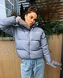 Куртка жіноча демісезонна в кольорах (Норма), фото 4
