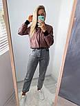 Жіночий бомбер стильний двосторонній в кольорах (Норма), фото 9