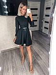 Женское платье однотонное (Норма), фото 4
