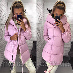 Жіноча зимова куртка куртка синтепон 300 мод.505