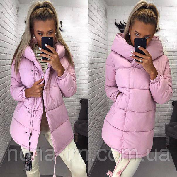Женская зимняя куртка куртка синтепон 300 мод.505