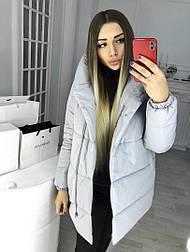 """Пуховик жіночий молодіжний """"Зефирка"""""""