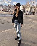 Дута жіноча курточка на синтепоні в кольорах (Норма), фото 8