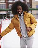 Дута жіноча курточка на синтепоні в кольорах (Норма), фото 7