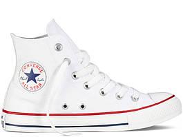 Кеды Converse Style All Star Белые высокие (46 р.) Тотальная распродажа