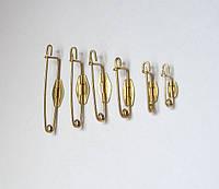 Крепление для значков, медалей и бейджей – булавка 20 мм