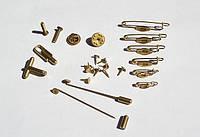 Крепления - Медалей, Бейджей и Значков для ручной пайки