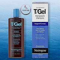 Лечебный шампунь для волос Neutrogena T/GEL, 473мл
