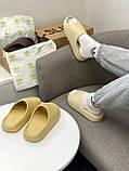 Adidas Yeezy Slide Bone (бежевые), фото 6