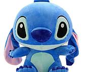"""Мягкая игрушка Стич """" Дисней, Disney мультфильм"""" Lilo & Stitch"""" 30-35 см"""