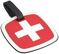 Логотип Wenger красно-белый