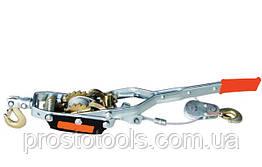 Лебедка рычажная 4 т Intertool  GT1444