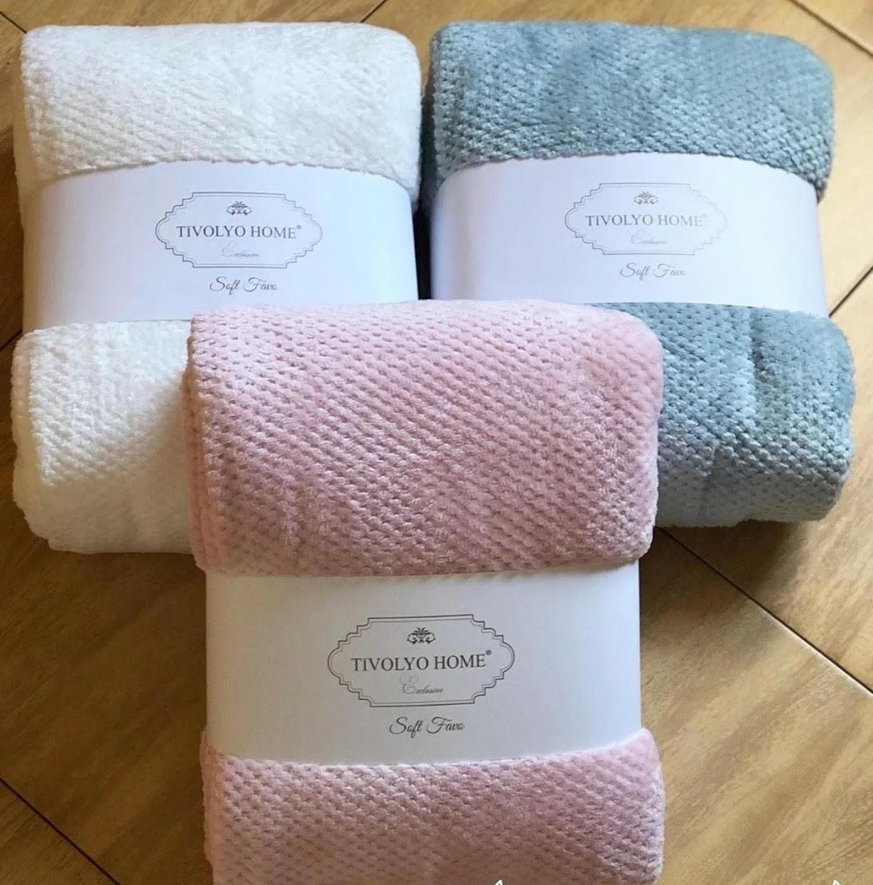 Tivolyo Home плед Відвідуйте Soft євро (в різних кольорах)
