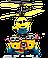 Игрушка летающий миньон Flying Minion, фото 6