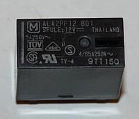 Реле электромеханическое  ALA2PF12;  12VDC, фото 1