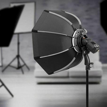 Набори постійного світла для фото і відео