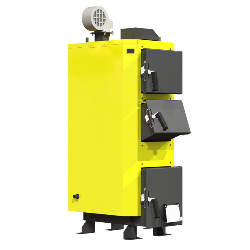 KRONAS UNIC 20 кВт - Котел твердопаливний