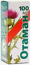 Отаман гербицид сплошного действия 100 мл